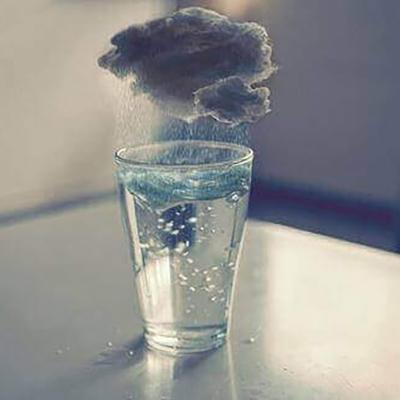 Storm i ett vattenglas
