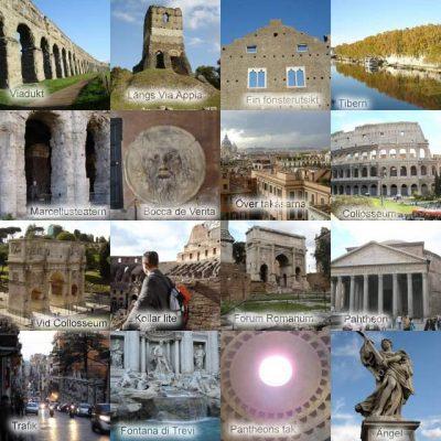 En vecka sedan Rom