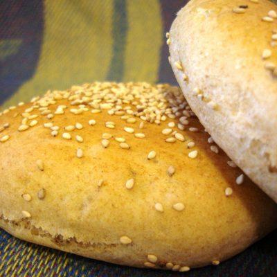 Hamburgerbröd – lite nyttigare