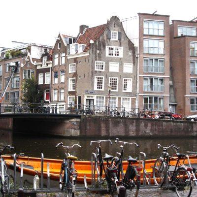 Amsterdam – sista kvällen här