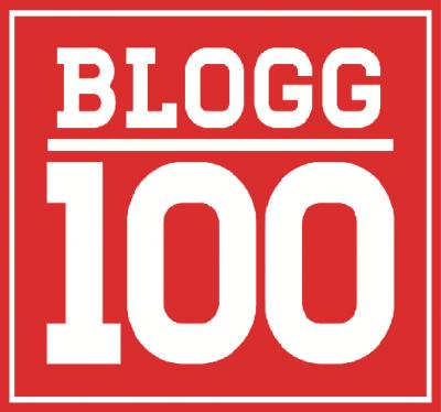 100 inlägg i rad och Project Runway