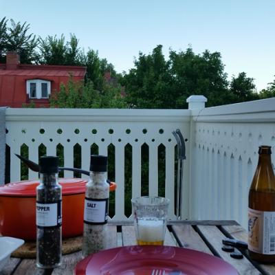 En sommarkväll