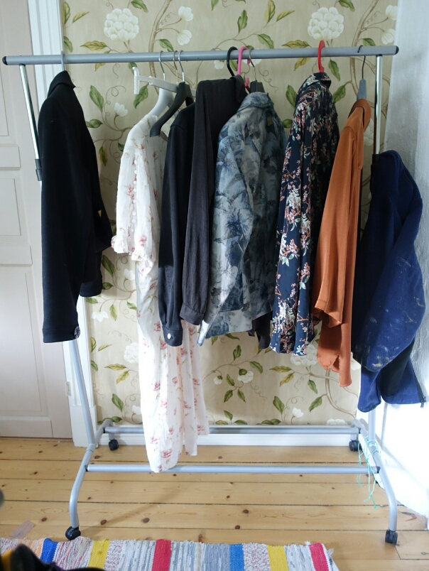 Klädställning IKEA