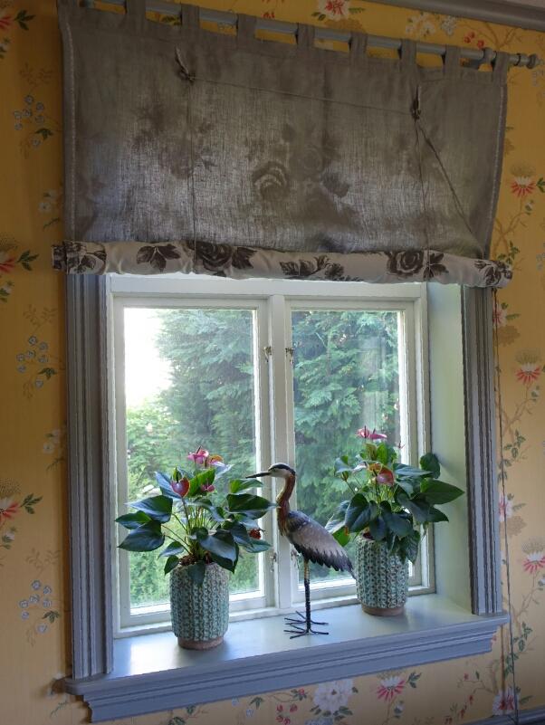 Fönster med kallor