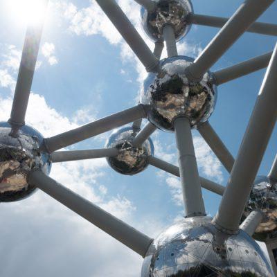 Bryssel – Atomium