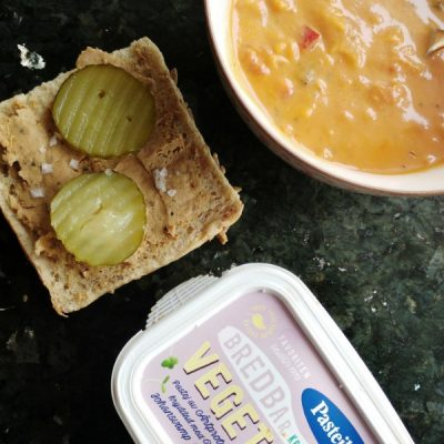 Jag testar: vegetarisk pastej