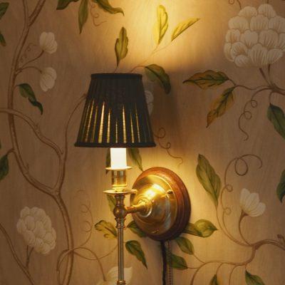 En ny lampa