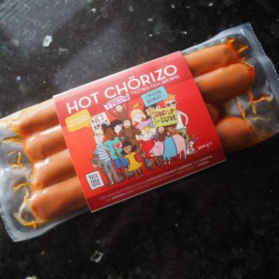 Jag testar: Hot Chörizo från Anna och aporna