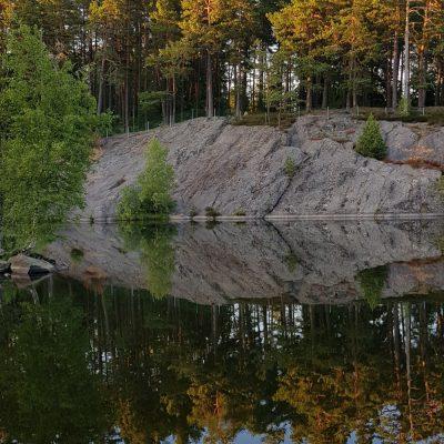 Naturens egen spegel