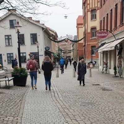 Vad hände i Göteborg?