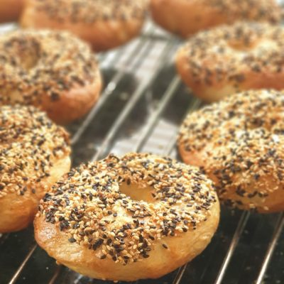 Bagels – New York style inspirerade