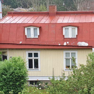 Lilla huset ska uppgraderas