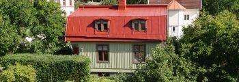 Maj-2021 – Lilla huset fått ny färg